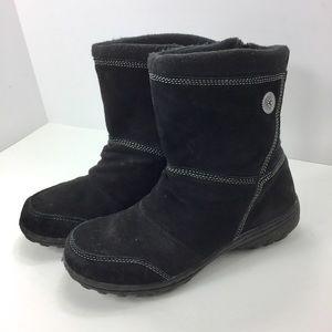 Khombu Winter Boots Style JW 2591 Black 6 1/2
